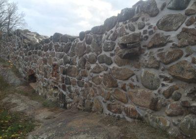 Fogning av ruin